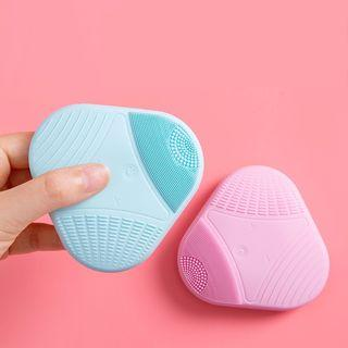 Rechargeable Silicone Face Cleaning Brush
