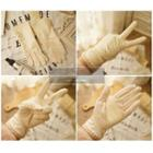 Printed Sun Protection Gloves