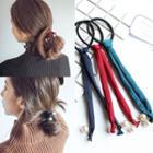 Hair Bun Maker With Hair Tie