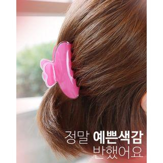Colored Plastic Hair Claw