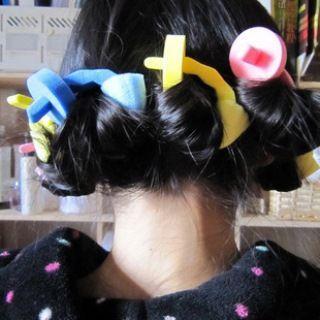 Hair Curler (set Of 3)