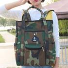 Pocketed Backpack