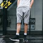 Low-crotch Cotton Shorts