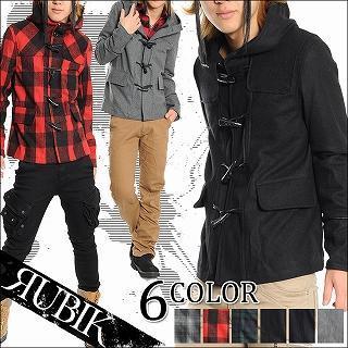Toggle Hooded Jacket
