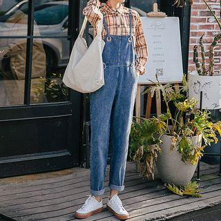 Drawstring Jumper Jeans