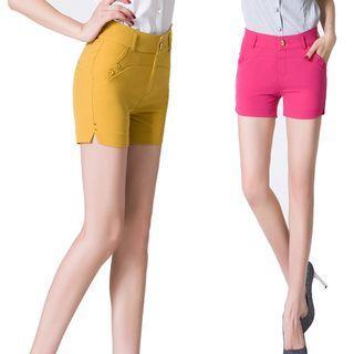 Skinny Shorts