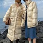 Padded Coat / Long Coat