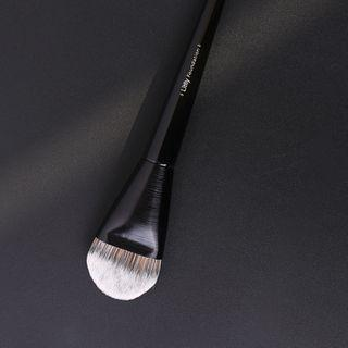 Blush Brush Wide Head - Black - One Size