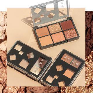 Neogen - Raar All Day Color Pocket Eyeshadow - 3 Colors #02 Sweet Coral