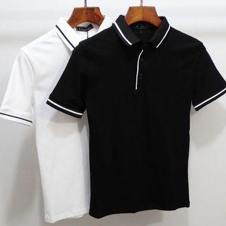 Shirt-sleeve Polo Shirt