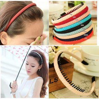 Plain Fabric Headband