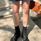 Cross-strap Gladiator Sandals