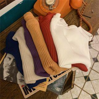 Plain Ribbed Camisole