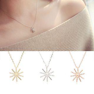 Sun Drop Necklace