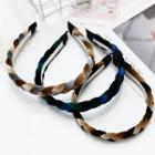 Braided Fabric Headband