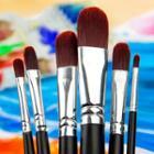 Set Of 6: Painting Brush