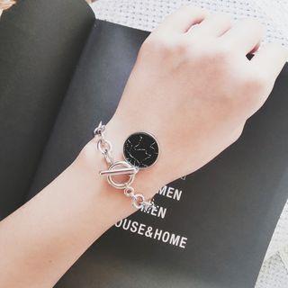 Marble Print Bracelet / Necklace