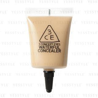 3 Concept Eyes - Waterful Concealer (#001 Natural Ivory) 10ml