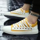 Color Block Sneakers / High-top Sneakers