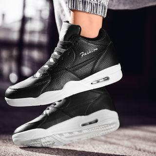 Platform Cushioned Sneakers
