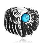 Rhinestone Accent Ring