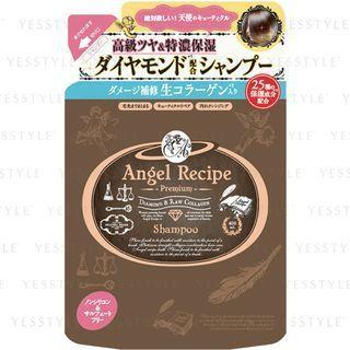 Angel Recipe - Diamond & Raw Collagen Shampoo Refill 400ml