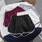 Band-waist Piper Shorts