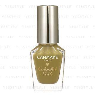 Canmake - Colorful Nails (#13 Mustanrd) 8ml