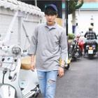 3/4-sleeve Polo Shirt