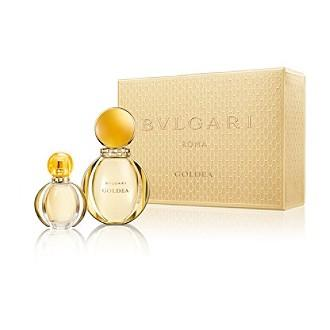 Bvlgari - Roma Goldea Set: Eau De Parfum (50ml + 15ml) 2 Pcs