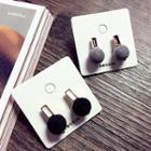 Bobble Earrings