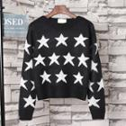 Star Patterned Sweater