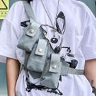 Chain Plain Sling Bag