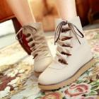 Toggle Short Boots