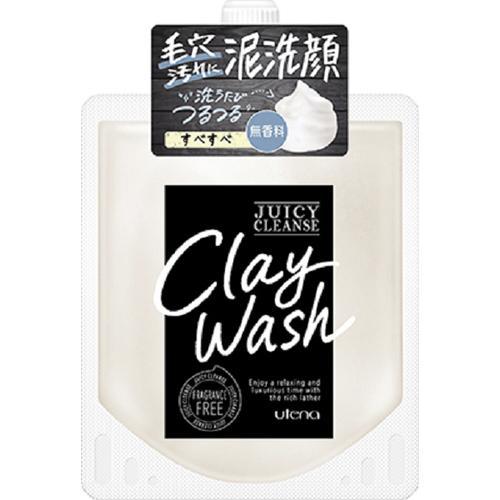 Utena - Juicy Cleanse Clay Wash (fragrance Free) 110g