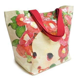 Ddung Series Shopper Bag Beige - One Size