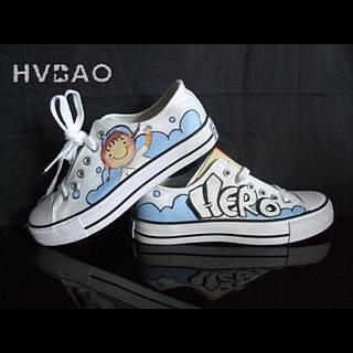 Hero Canvas Sneakers
