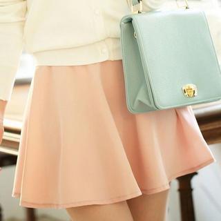 A-line Chiffon Skirt