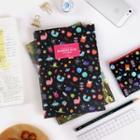 Bonbon Series Pouch Notebook - (m)