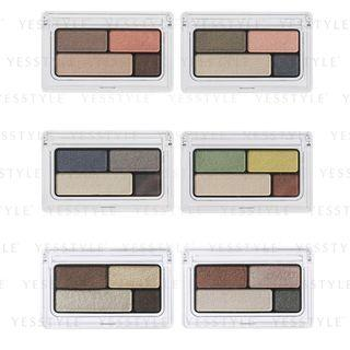 Muji - Eye Color 4 Colours Type - 6 Types