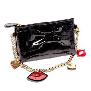 Kisses Ribbon Clutch