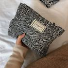 Patterned Cotton Pouch