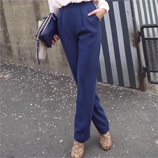 High-waist Dress Pants