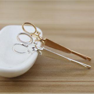 Scissors Hair Pin