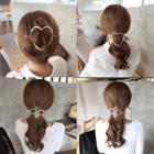 Hair Bun Cover With Hair Stick