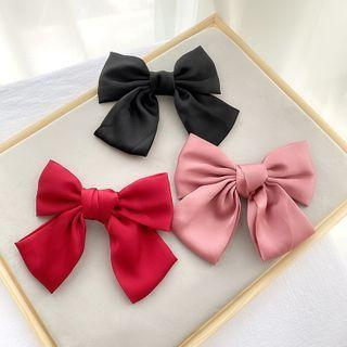 Fabric Bow Headband / Hair Clip