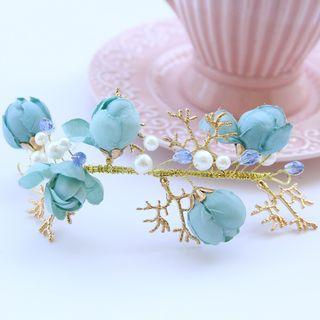 Flower Bridal Headpiece