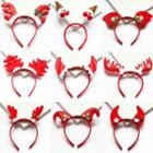 Christmas Party Headband (various Designs)