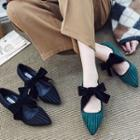 Pointy Bow Flats