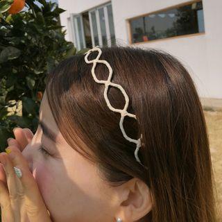 Hollowed Hair Band